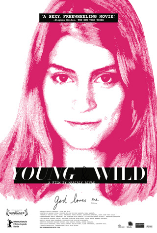 YoungAndWild poster